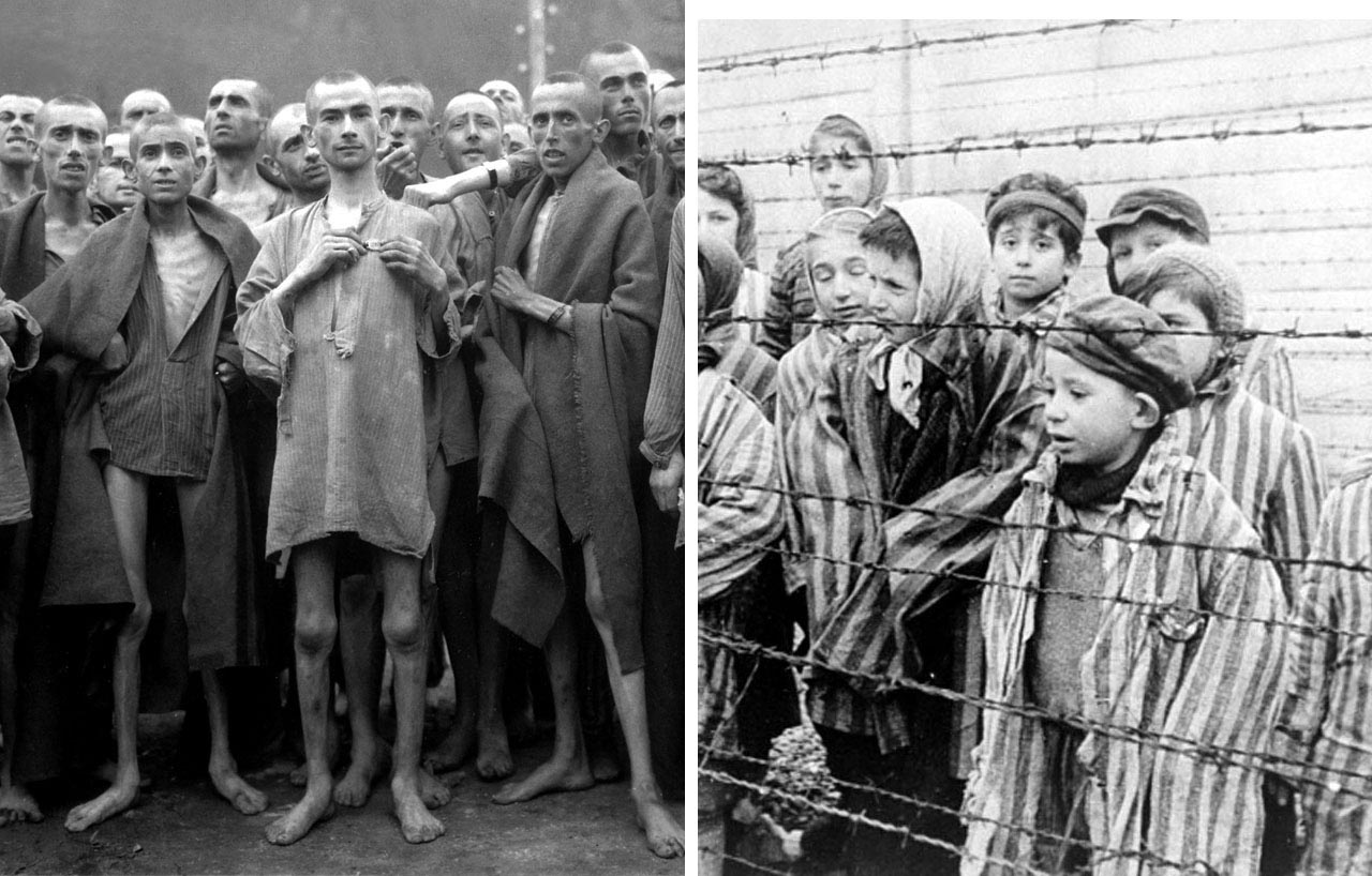 an analysis of the starvation of jewish prisoners in nazi concentration camps during wwii Holocaust essay the holocaust - 887 the holocaust refers to extermination of an estimated 6 million jews during world war ii nazi concentration camps and.