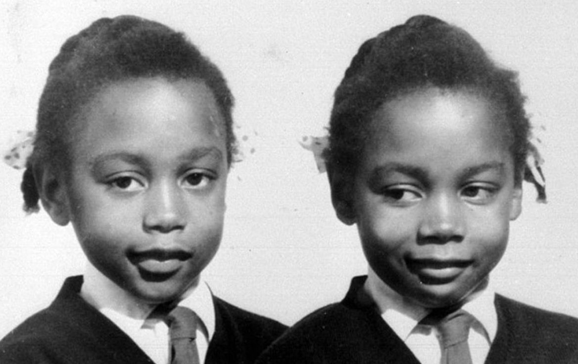 The twins were separated at the age of fourteen