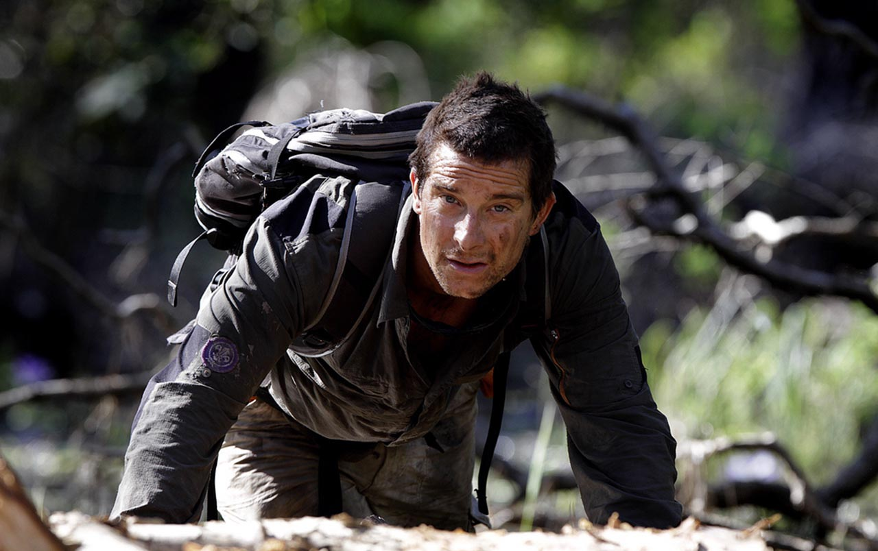 Bear Grylls / Edward Michael Grylls