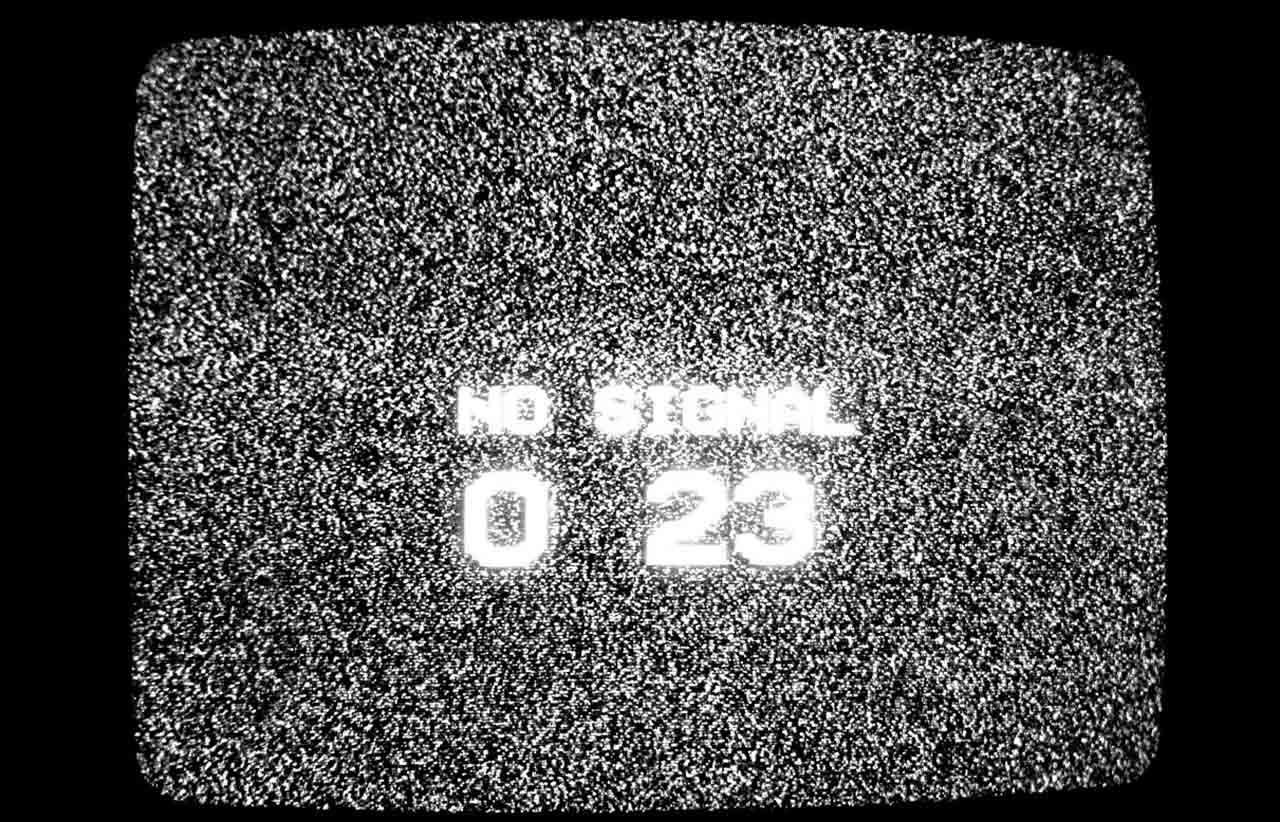 Television flickering