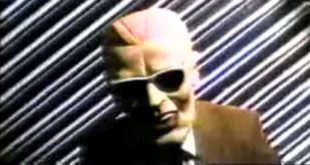 Max Headroom Broadcast