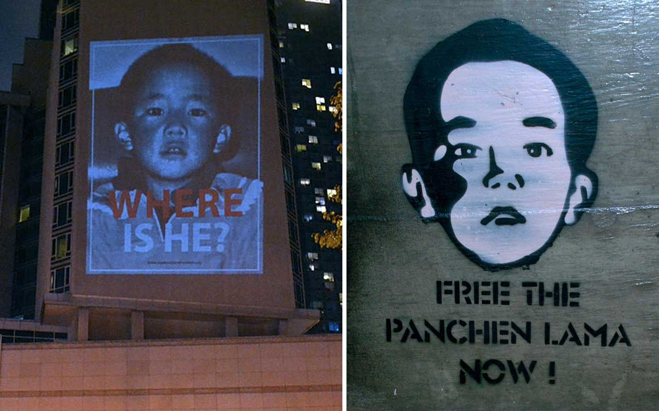 Panchen Lama vanished