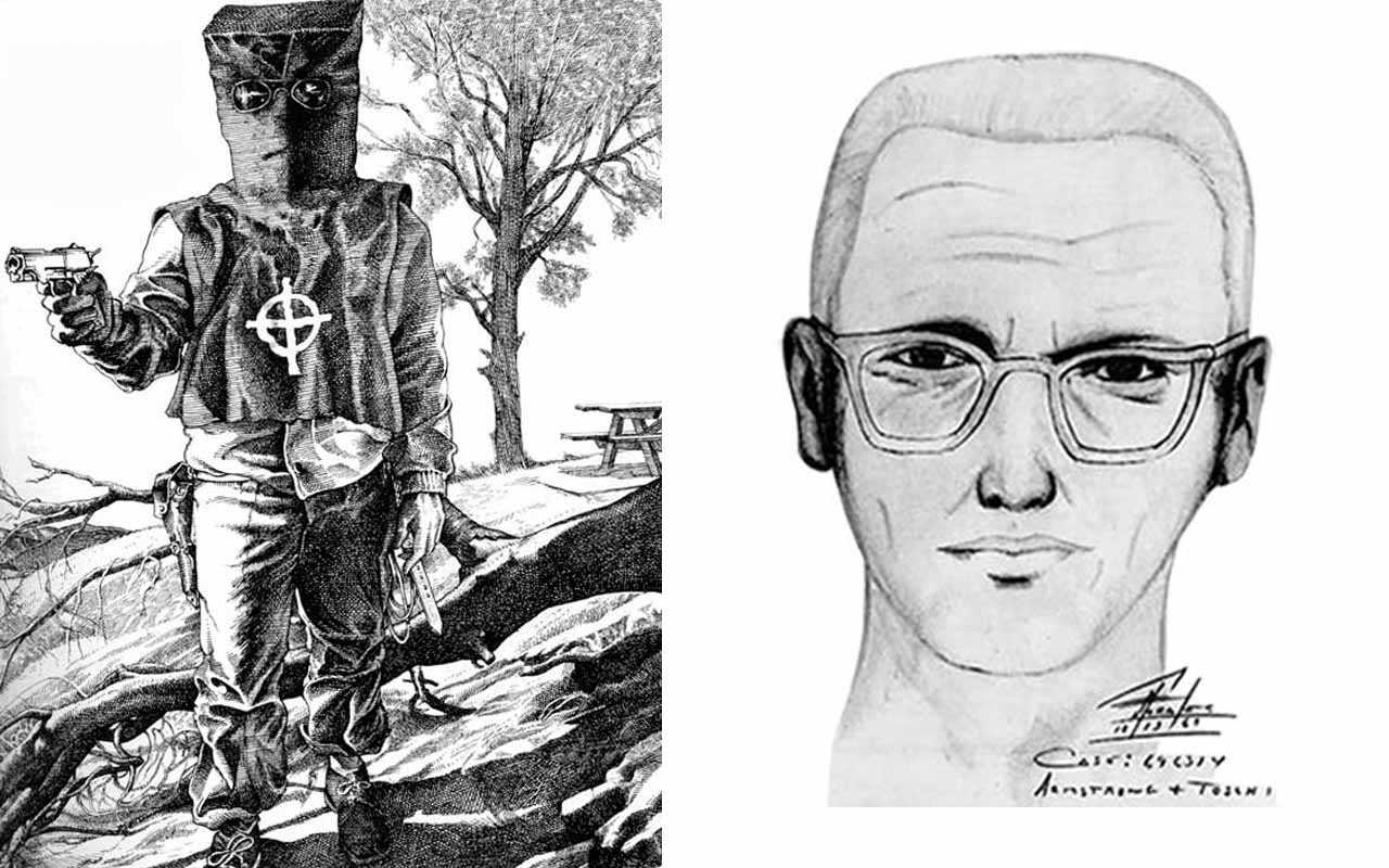 The Zodiac Killer and his whereabouts are unknown