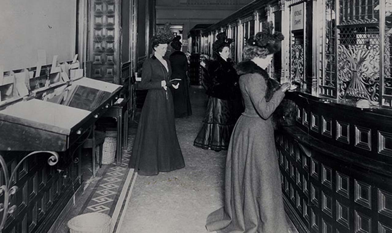 Women weren't allowed to create bank accounts
