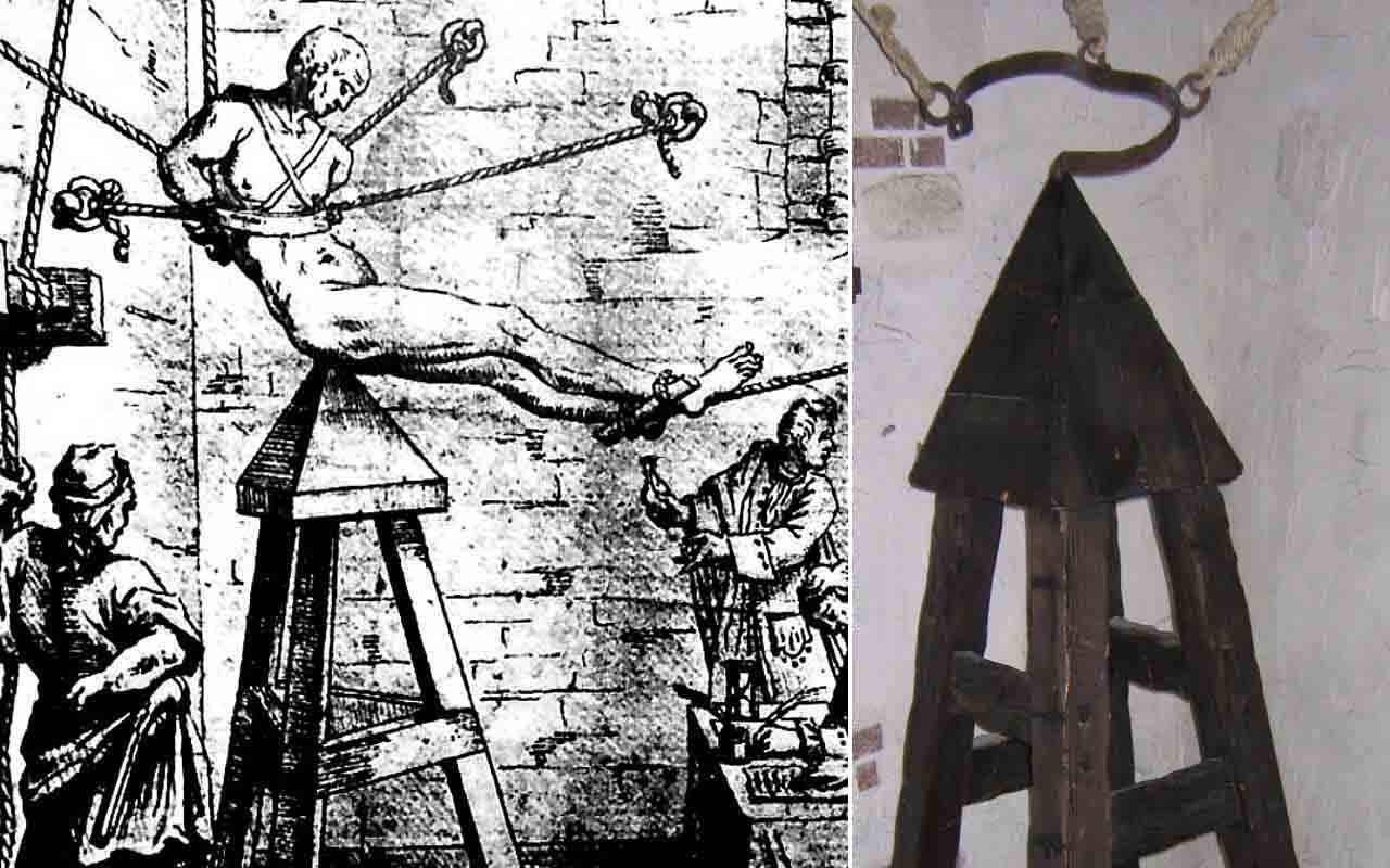 The Judas Cradle