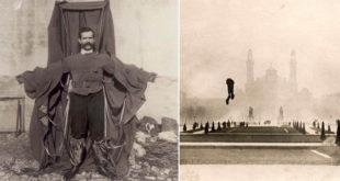 Franz Reichelt, unfortunate people, inventions, inventors