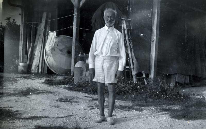 Carl Tanzler, Florida