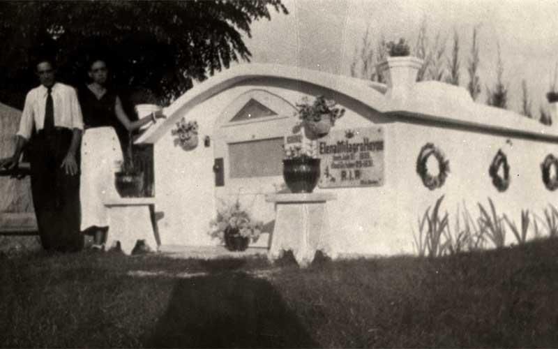 Elena's Tomb