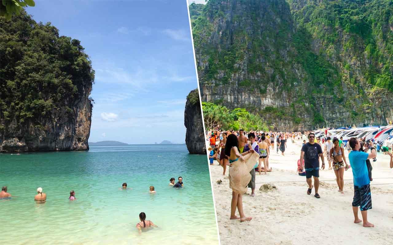 Thailand Beach, Hong Beach