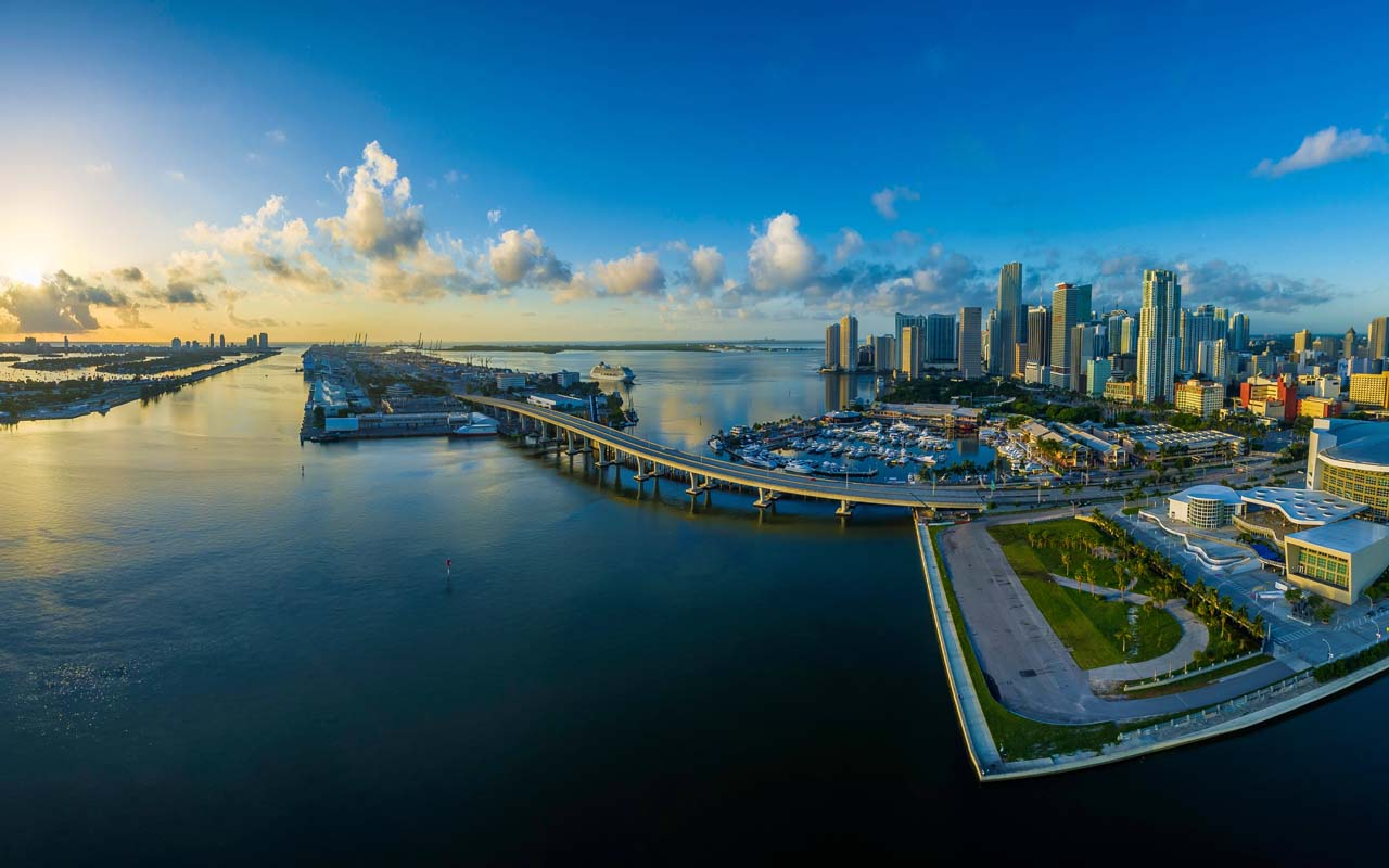 Miami, Florida, disappear, disappearance, clock, ticking,city, cities, United States, beach, ocean, lake