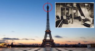 10 illegal things you won 39 t believe people tried to sneak Eiffel tower secret room