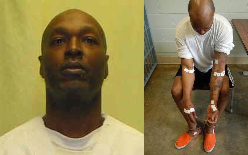 Botched execution survivor in Ohio asks Supreme Court to halt 2nd try