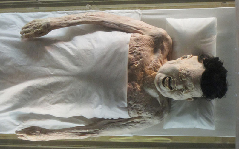 Lady Dai, A 2,000-Year-Old, Intact Corpse