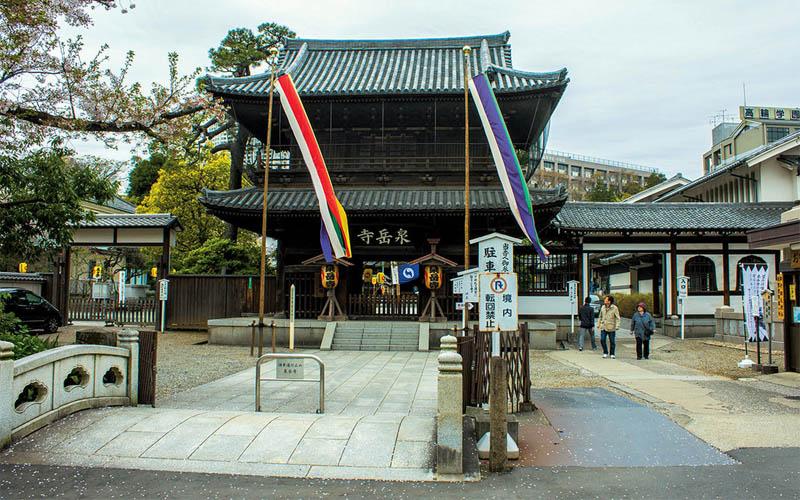 Sengakuji Buddhist Temple Complex