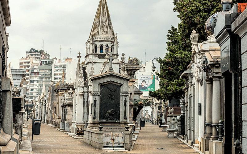 La Recoleta (Buenos Aires, Argentina)