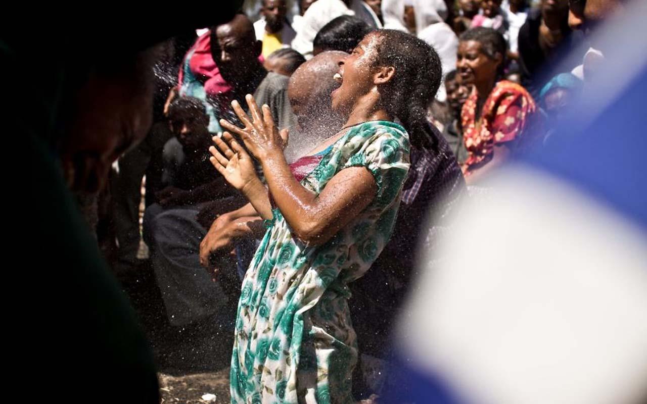 Exorcism, Ethiopia