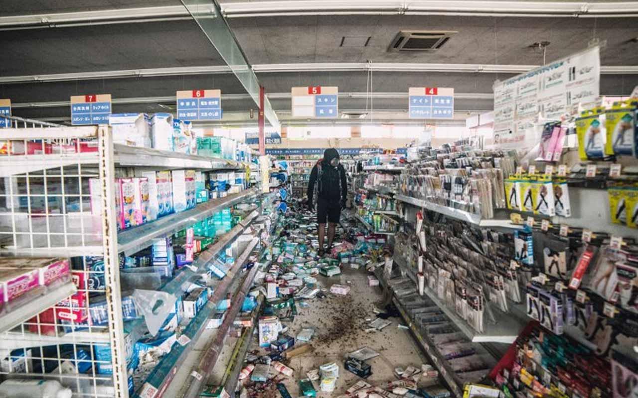 Fukushima, ghost town, abandoned