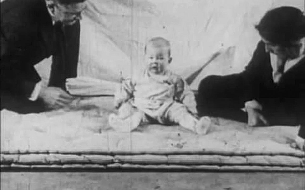 Little Albert, infant, child, experiment, rat, mouse