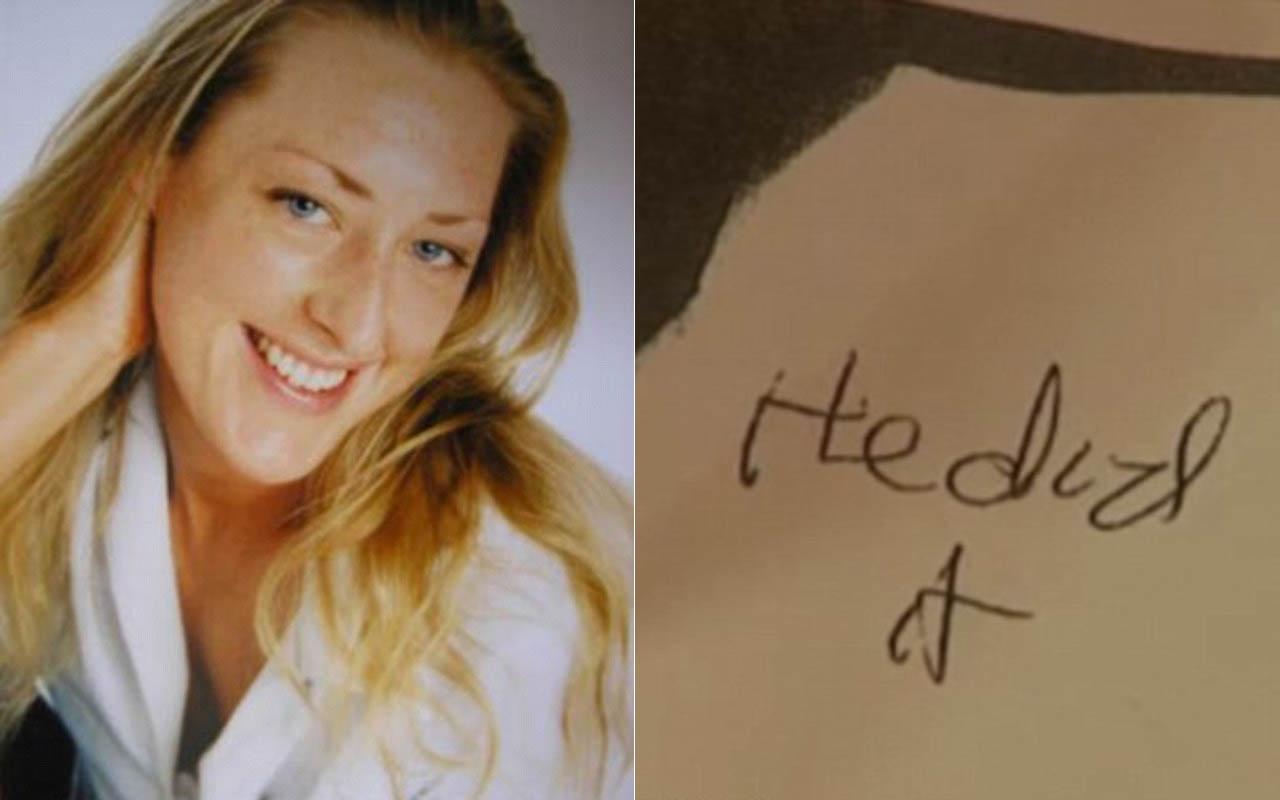 Nadine Haag, ex-boyfriend, murder, victim,