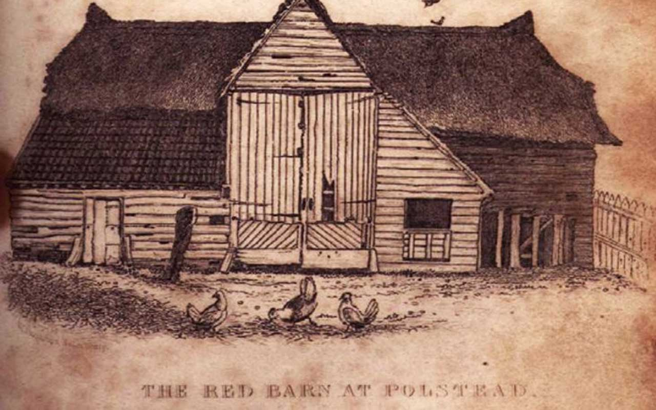 Maria Marten Sent Visions Of What Became Known As 'The Red Barn Murder'