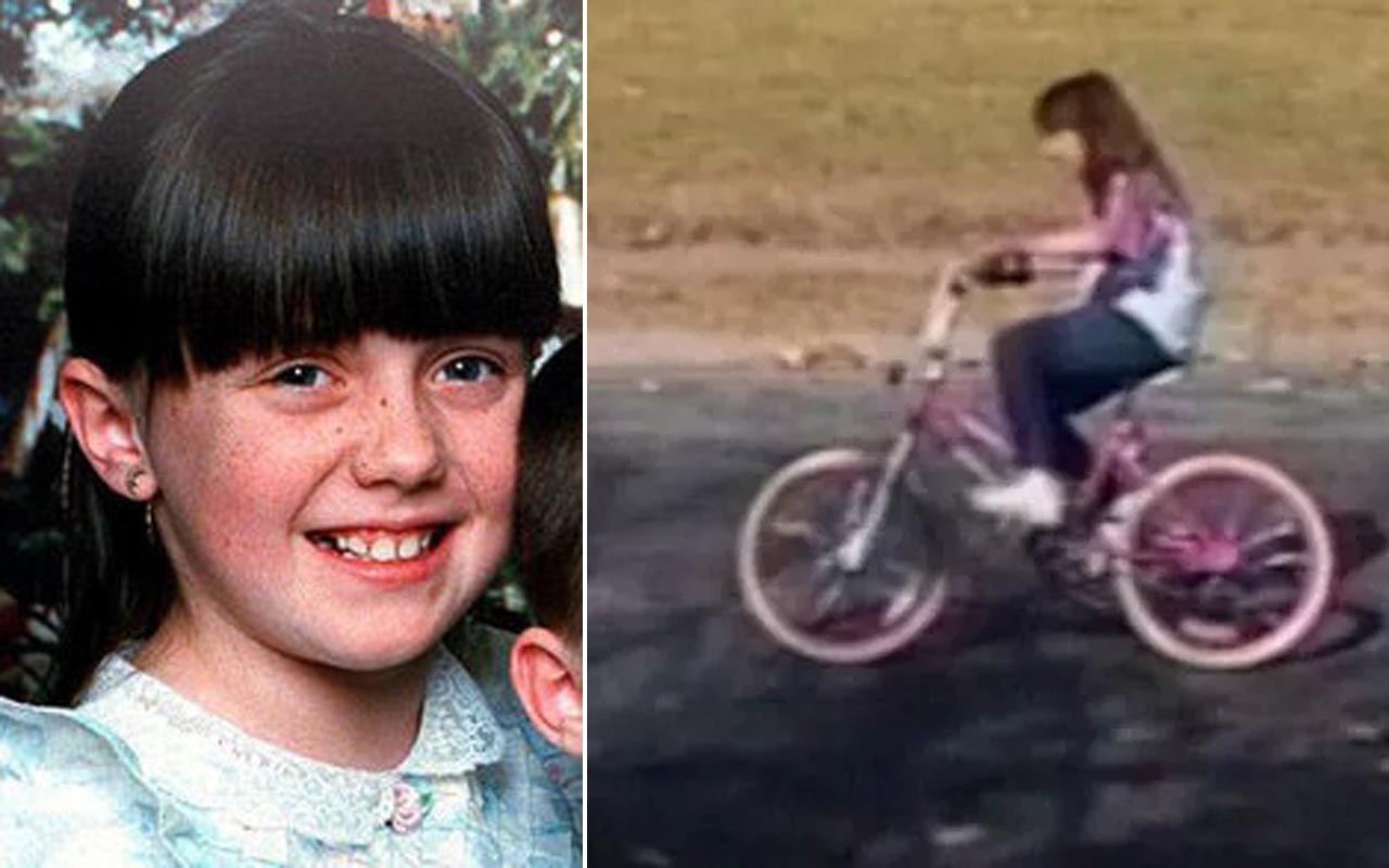 Amber Hagerman, Amber alerts, child, children, missing, decades, unsolved case, scary, creepy