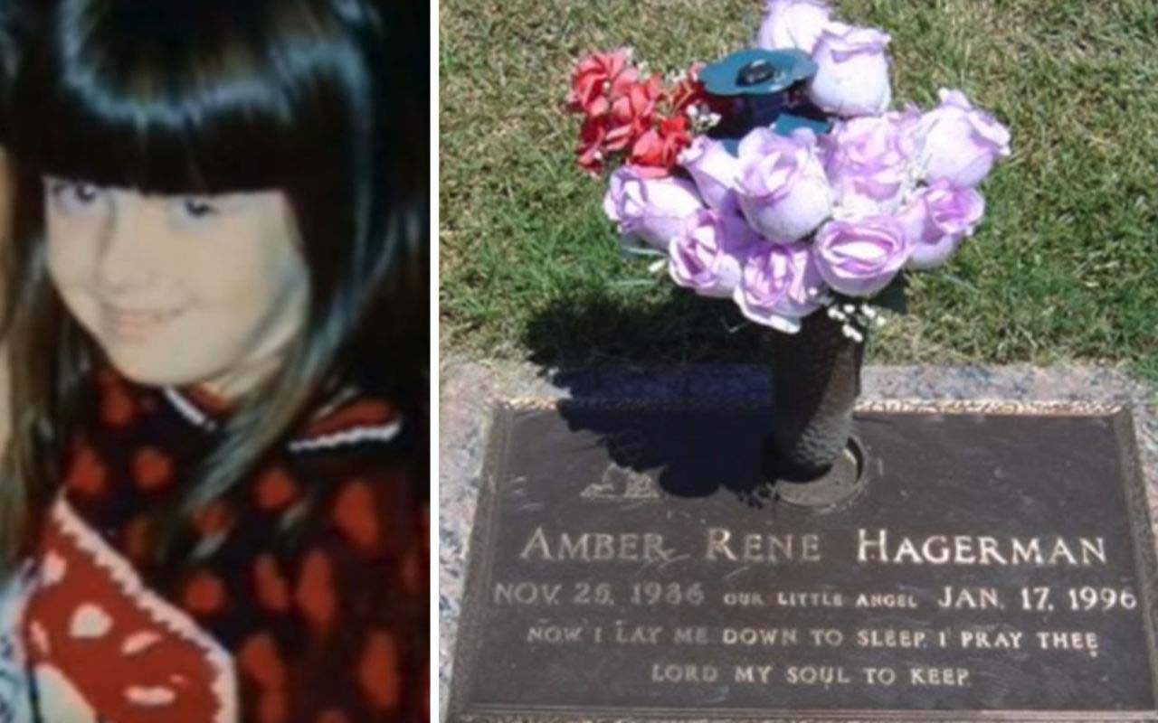 Amber Hagerman, missing, case
