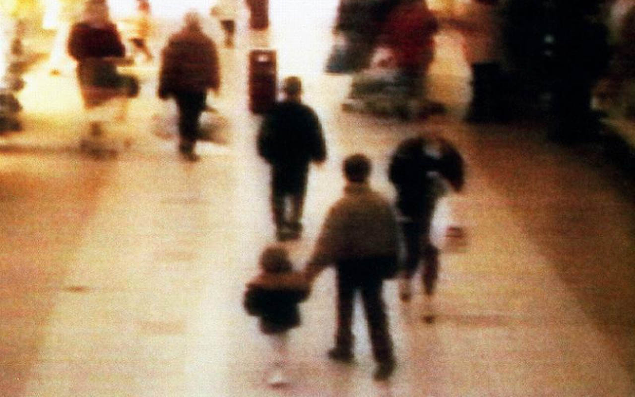 James Bulger: A little British boy who was abducted and murdered by two 10 year old boys.