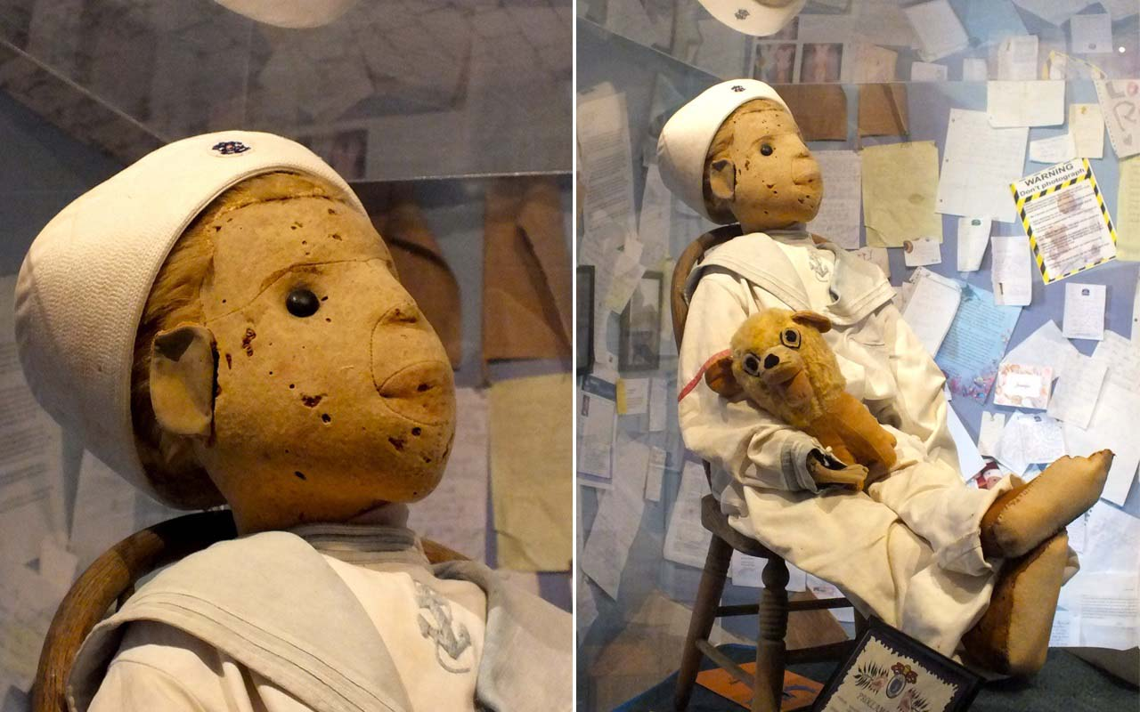 Robert The Doll, disturbing, haunting, death, scary, creepy