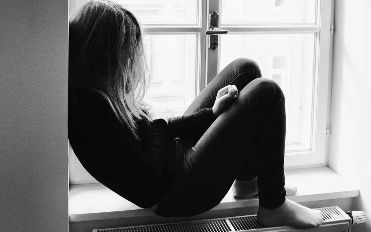 Concealed depression, sad, people, woman, man, depressed, life, smile, cry