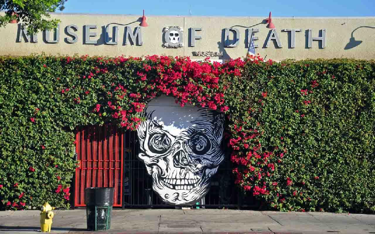 Museum of Death, LA, California, death museum, fact, facts