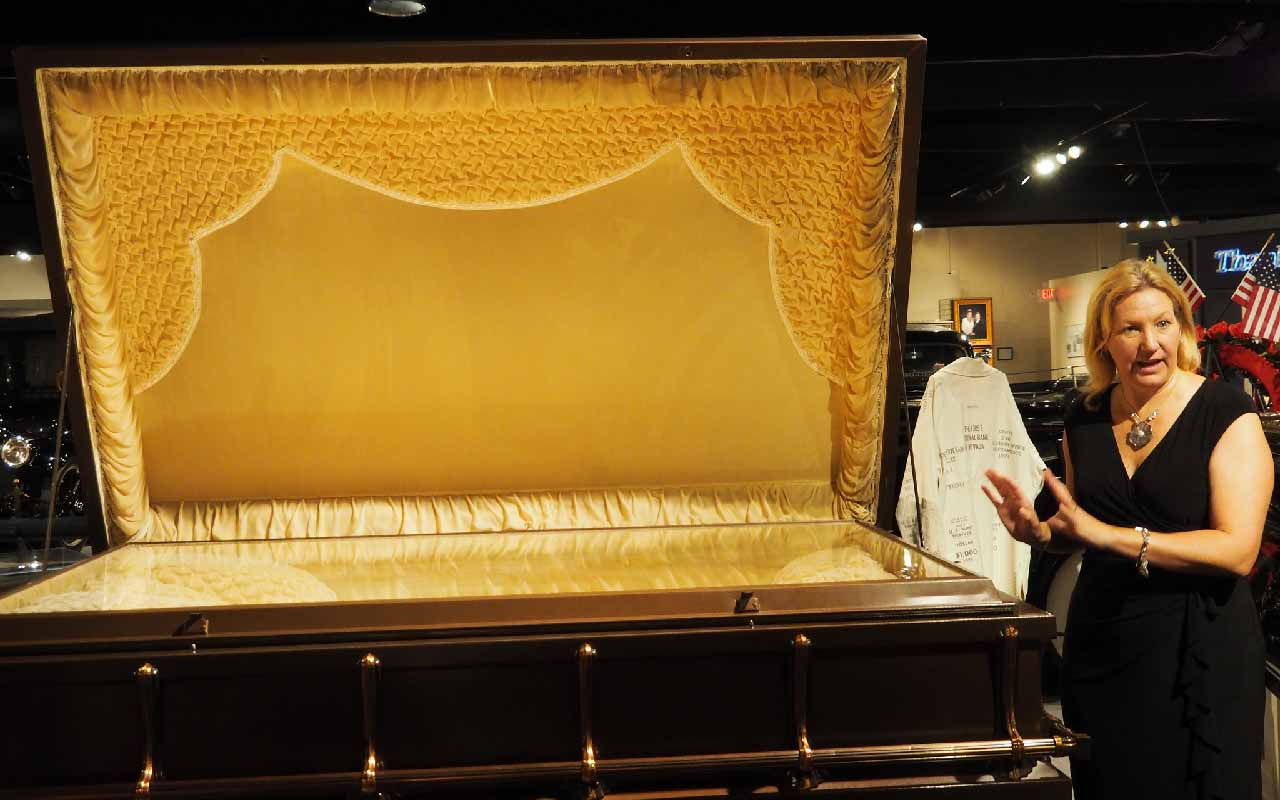 National Museum of Funeral History | Houston, Texas