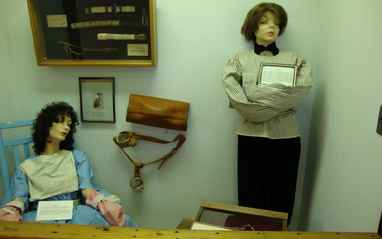Glore Psychiatric Museum|St. Joseph, Missouri