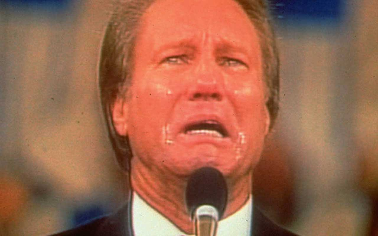 Jimmy Swaggart, Pastor, church, scandal