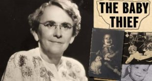 the baby thief, Georgia Tann, children, kidnap, story, mind blowing facts