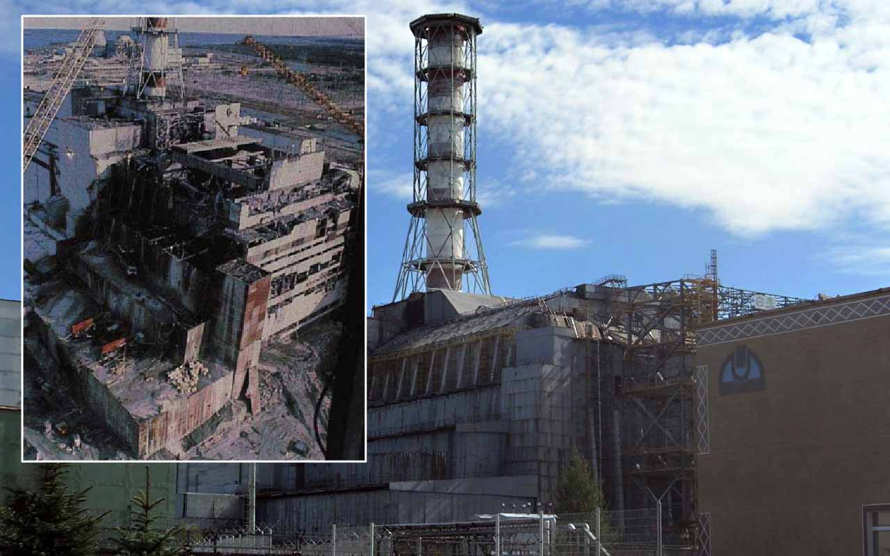Chernobyl Nuclear Power Plant Disaster, Russia, Siberia, explosion, engineering, disaster, world