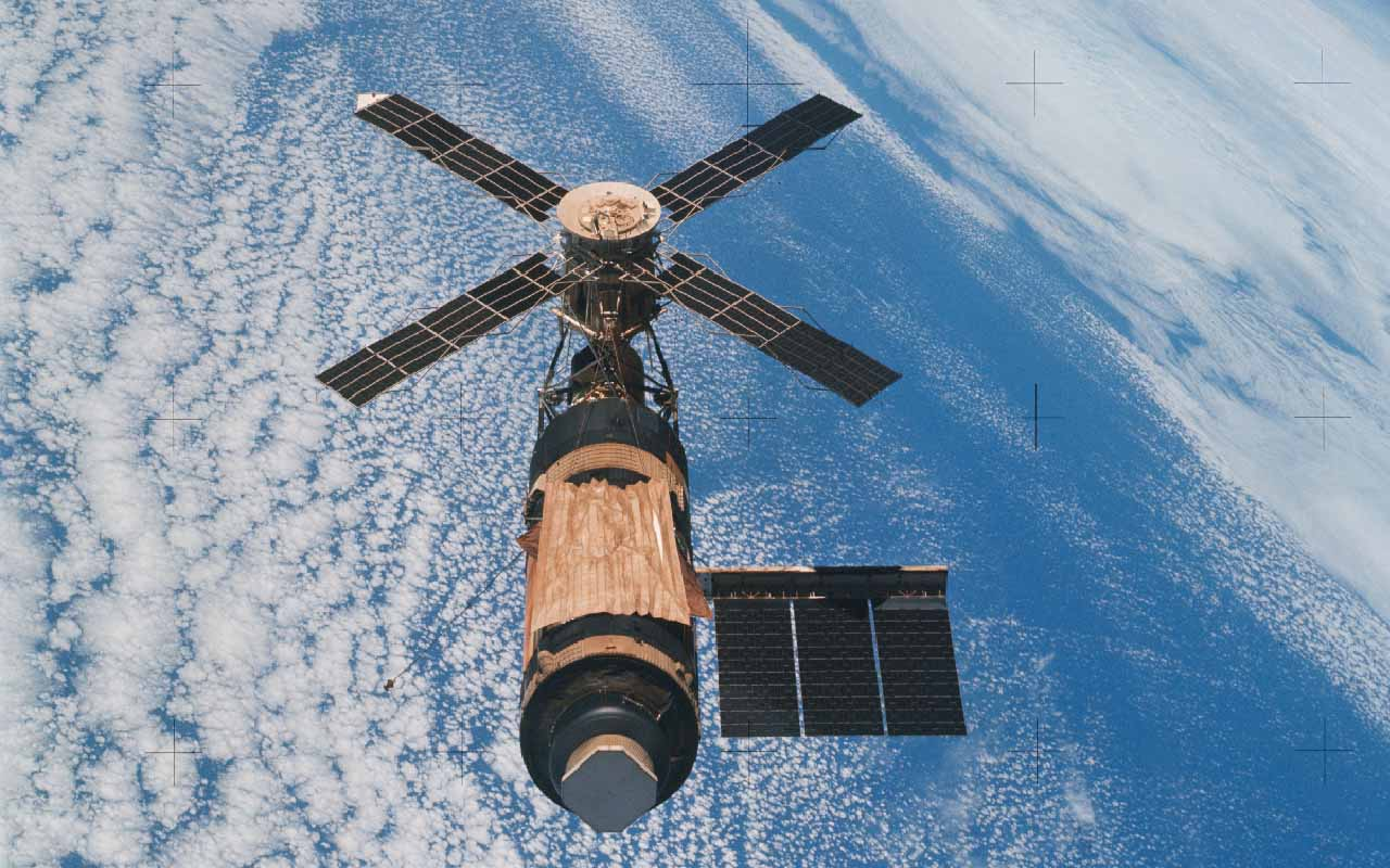 Skylab disaster, NASA, Earth, orbit