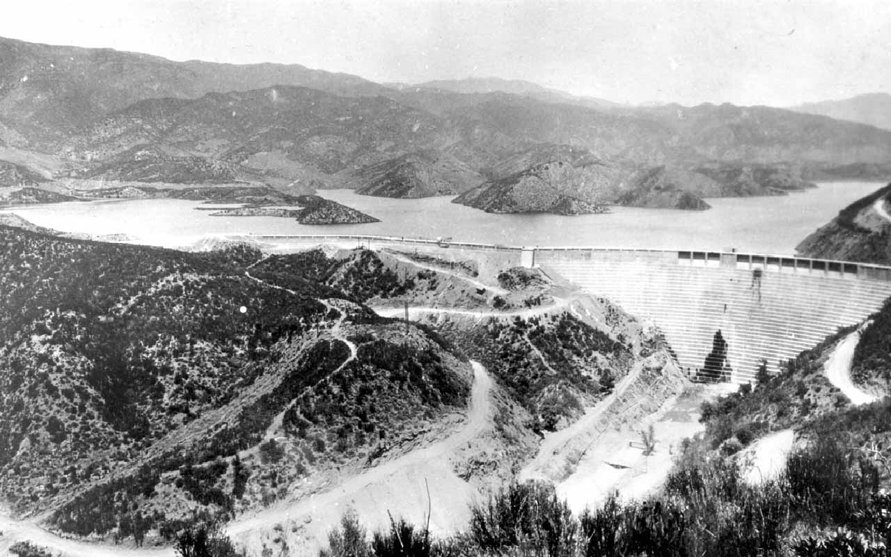 St. Francis Dam Flooding, water, river, lake, explosion, leak, fact, facts