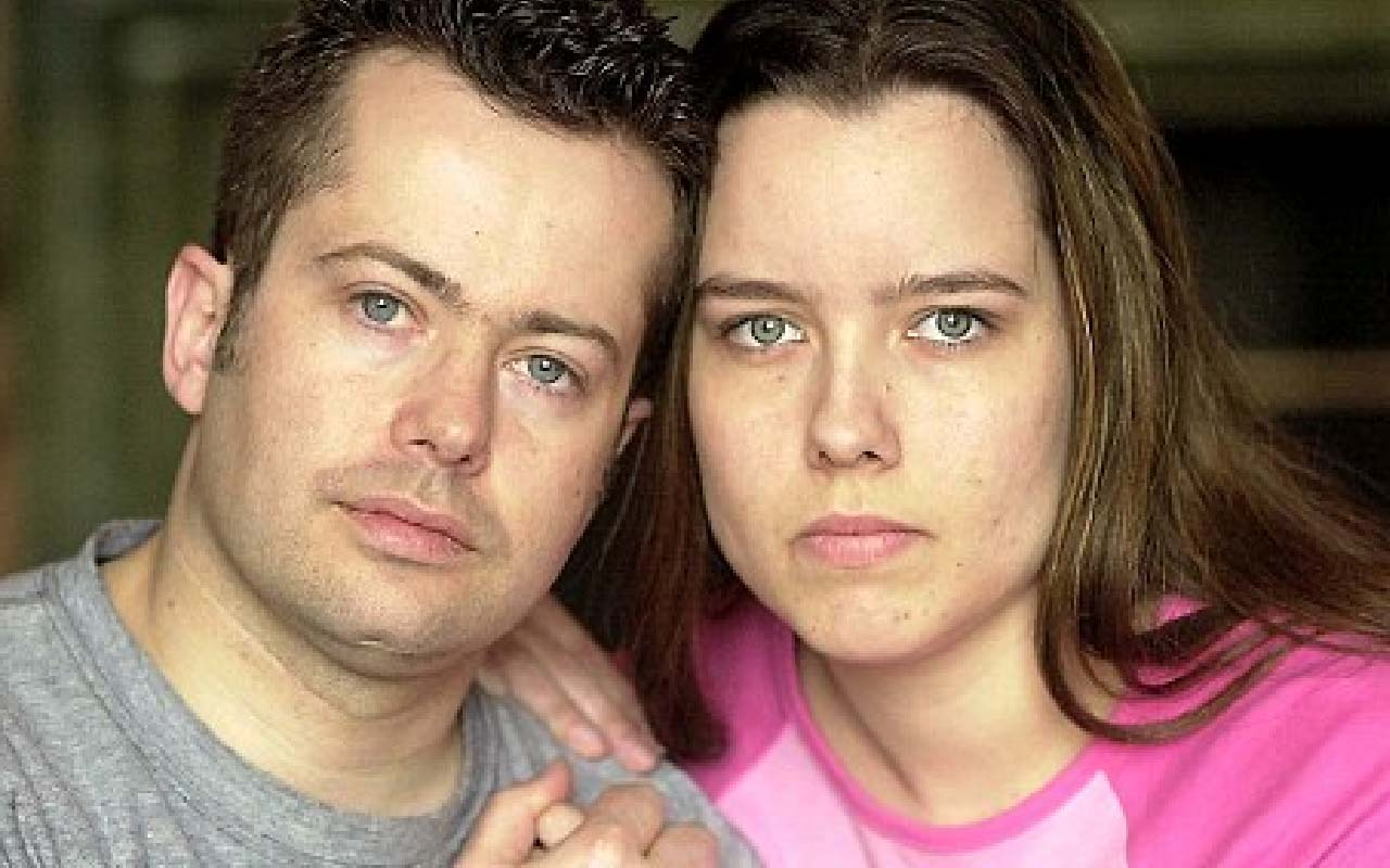 Martyn and Kay Tott, lottery, lost, sad, story, partners, wife, husband