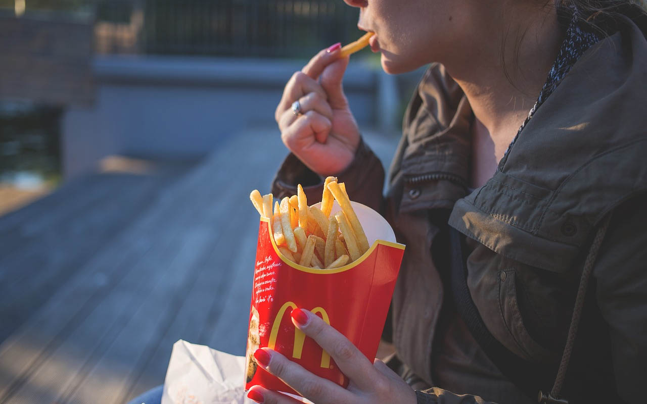 Super size everything, fries, McDonalds, fact, facts, life, US, USA