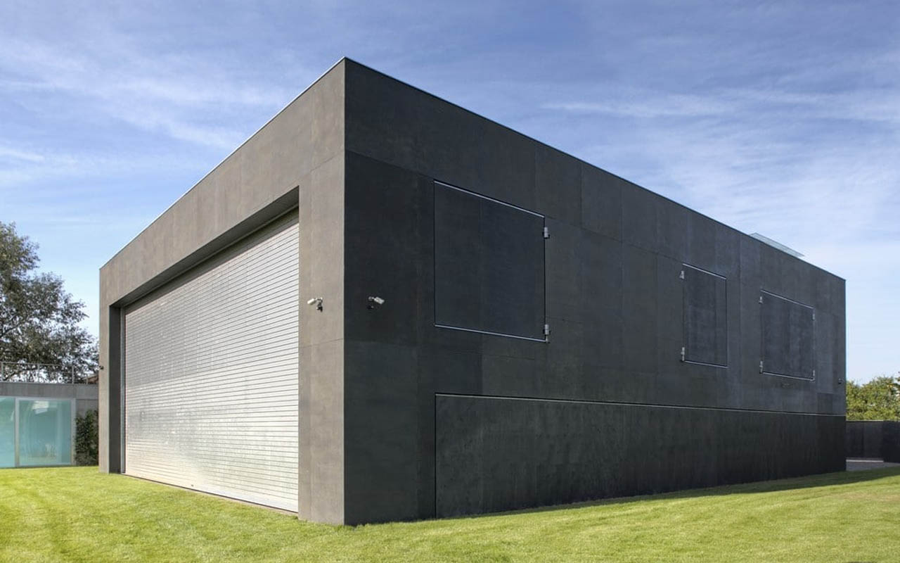 The Zombie Bunker, houses, house, home, apocalypse, most guarded place on Earth