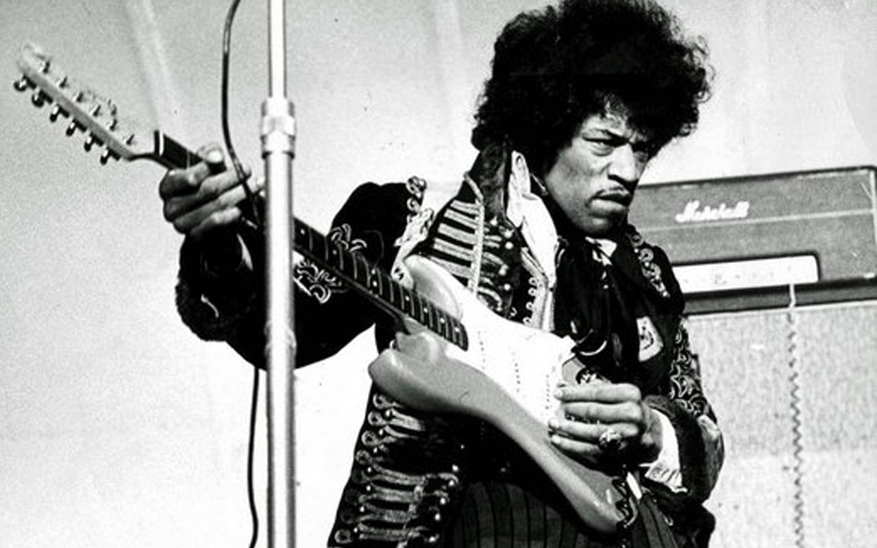 Jimi Hendrix Hendrix recorded a new song in 1965 with the lyrics describing his death.
