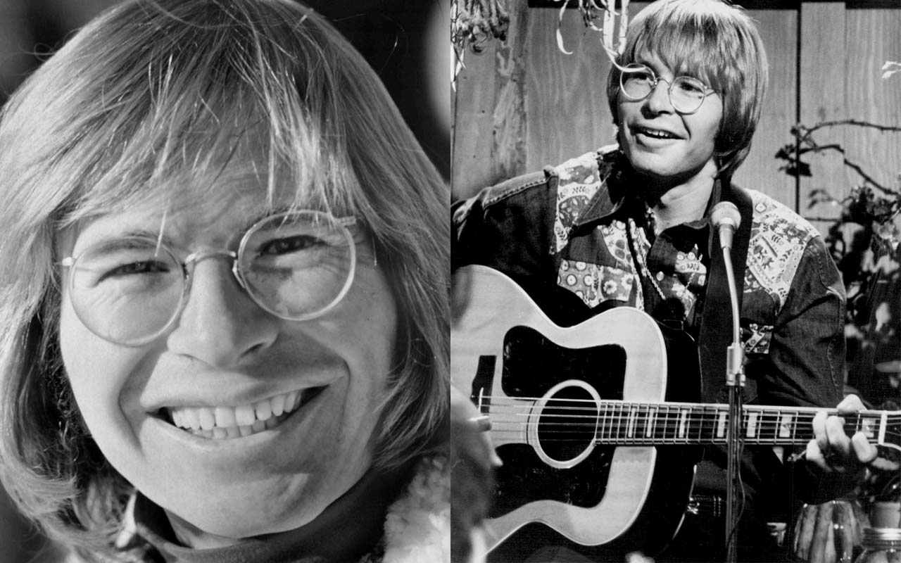 "John Denver, ""Cause I'm leavin' on a jet plane,/ Don't know when I'll be back again"""