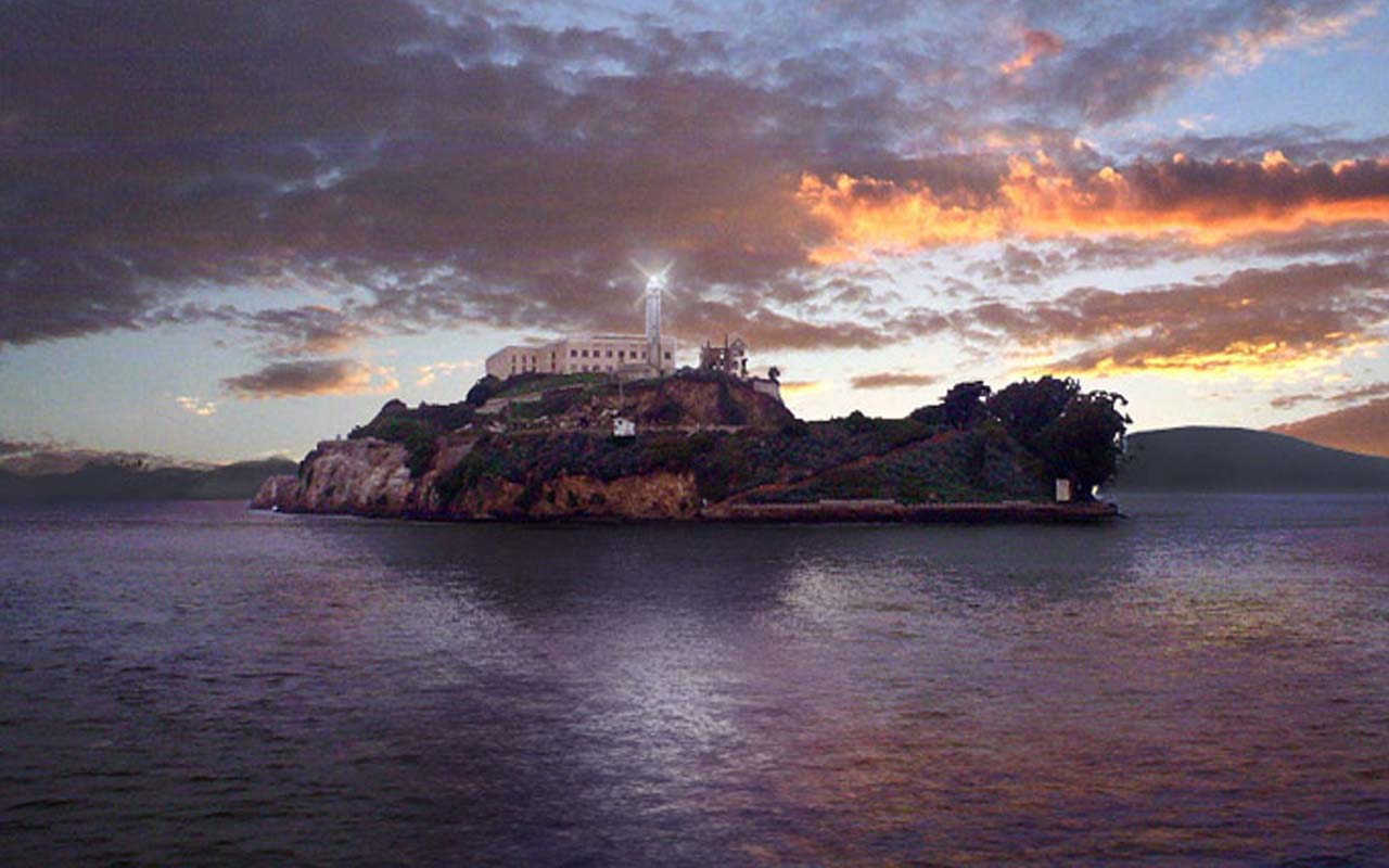 In 1962, three men made an escape from the jail from which 'no inmate could escape'., Alcatraz, prison,