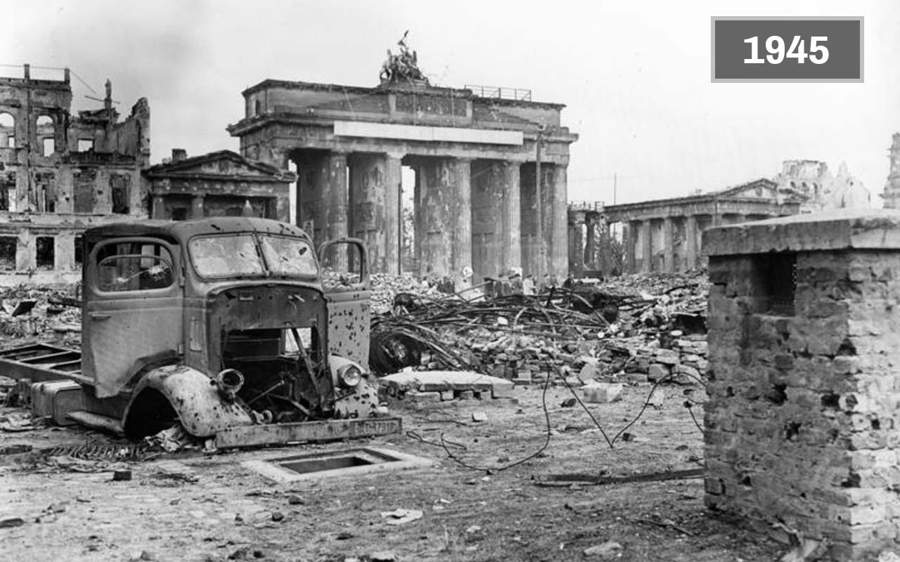 Berlin, Germany (1945 - Today)