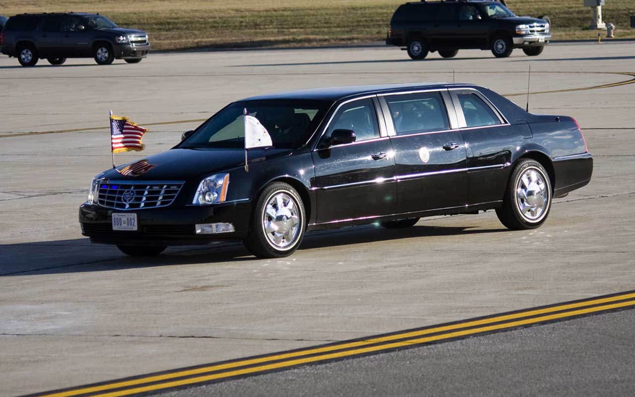 Presidential Limo facts