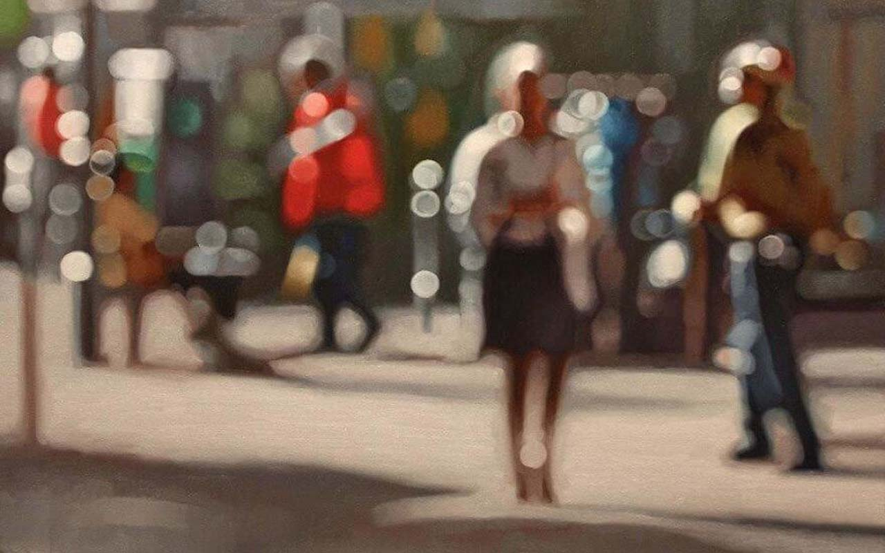 Philip Barlow, sad, happy, vision, 20/20, distorted