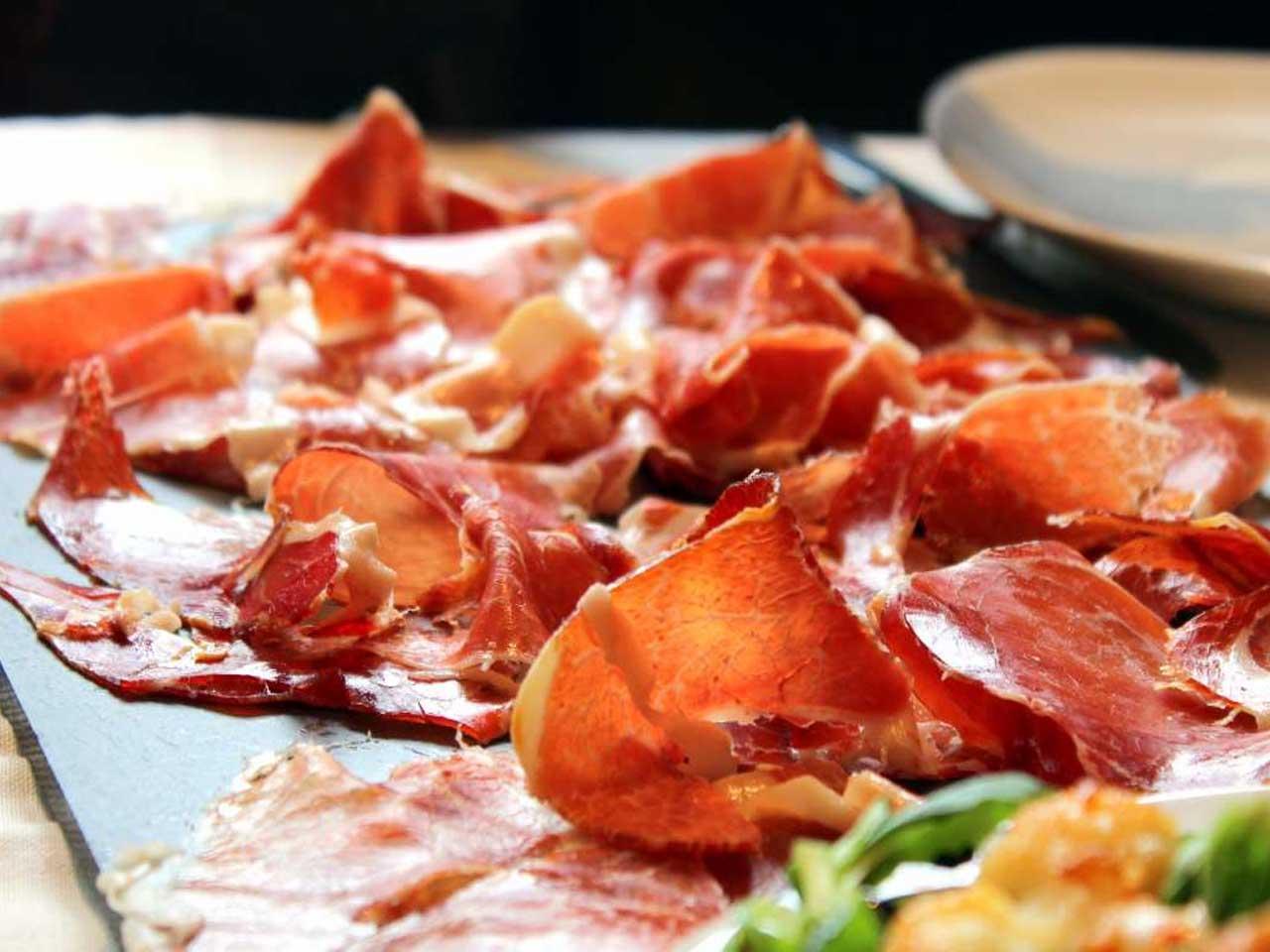Dry-Cured Iberian Ham -$4,620.28 (£3,192.76)
