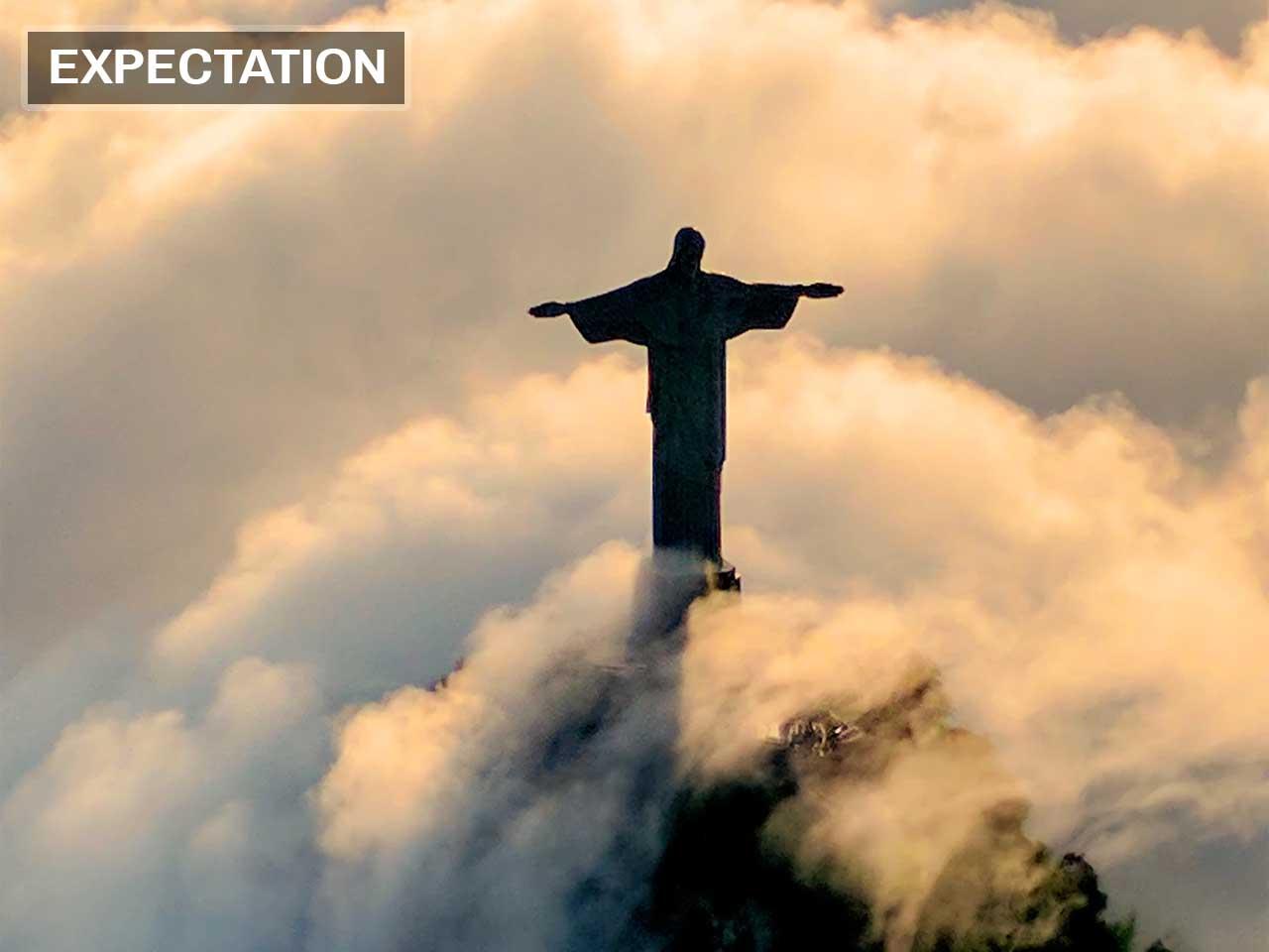 Rio de Janeiro's Christ the Redeemer is a sight to behold.