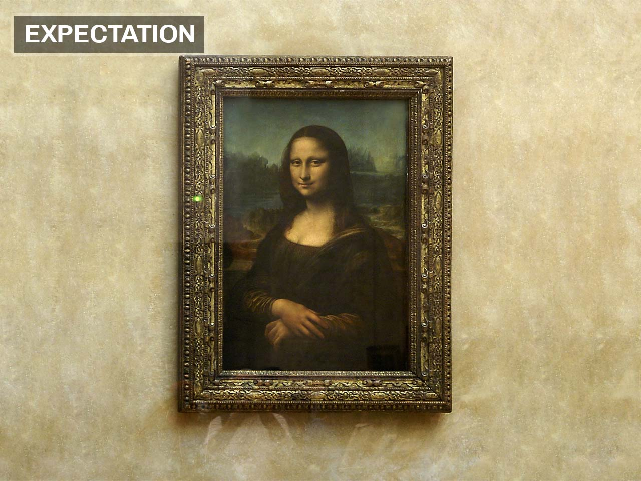 Mona-Lisa,The Mona Lisa is just waiting for you to take that perfect photo.