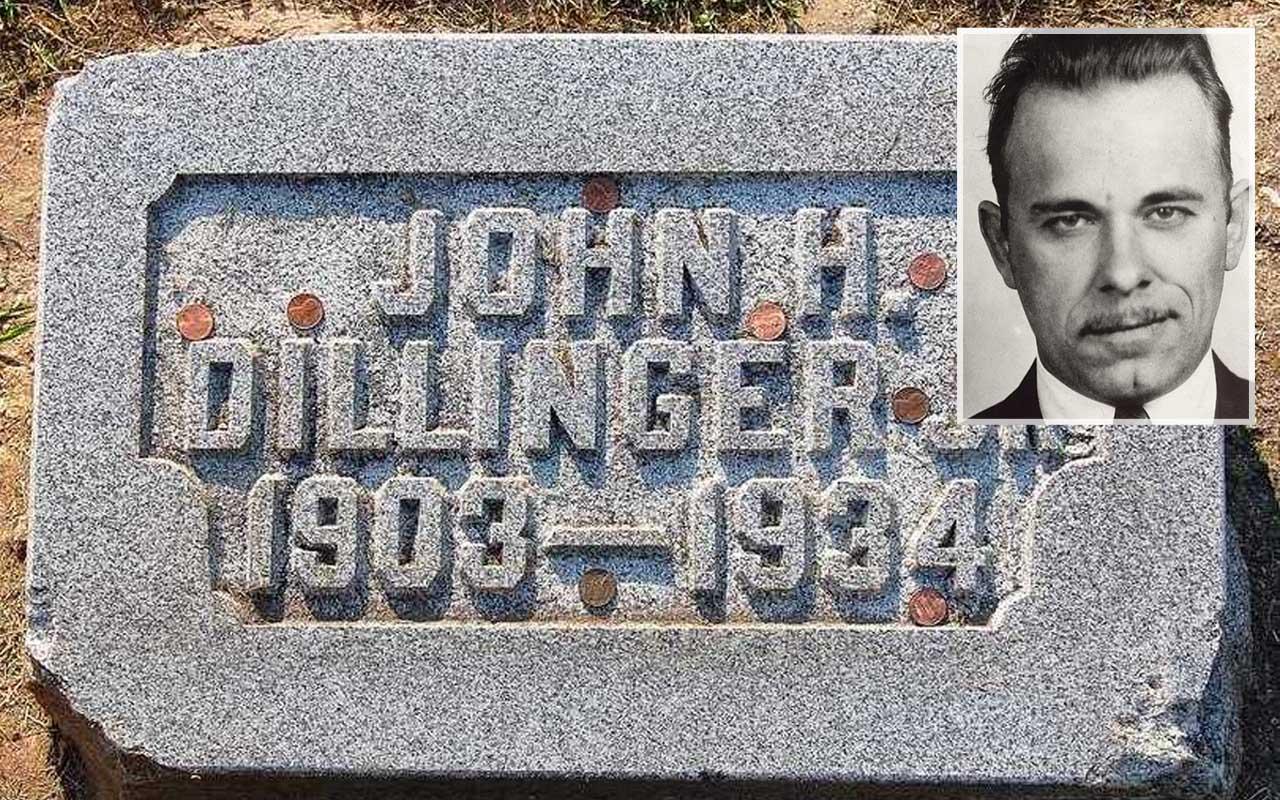 John Dillinger, wooden